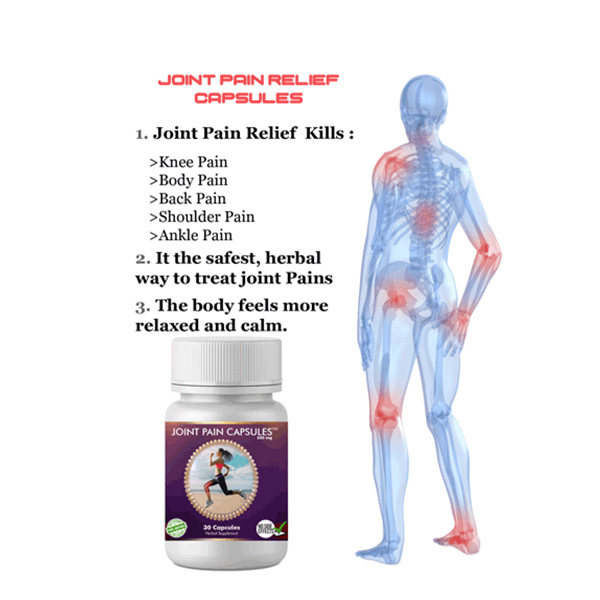 Joint Pain Capsule Price in Pakistan